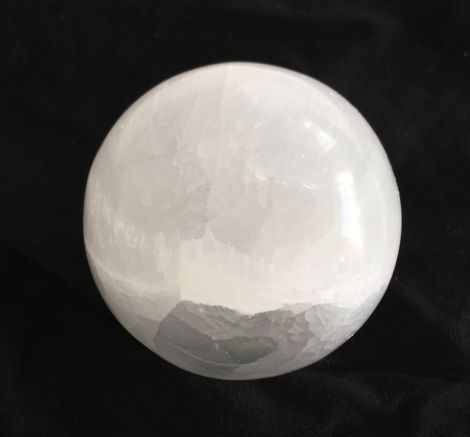 Clear Quartz Sphere Crystal (Two sizes)