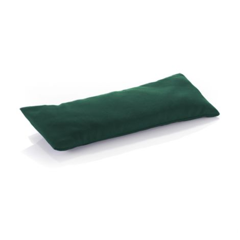 Yoga Eye Pillow Lavender & Linseed Forest Green