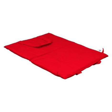 Portable Flat Mat Chinese Red