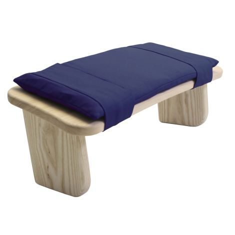 Cushion for Meditation Stool Dark Blue