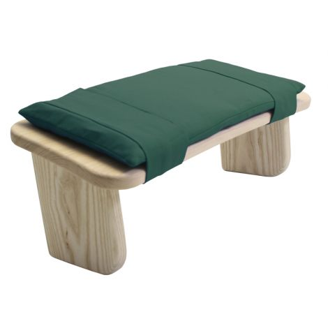 Cushion for Meditation Stool Forest Green