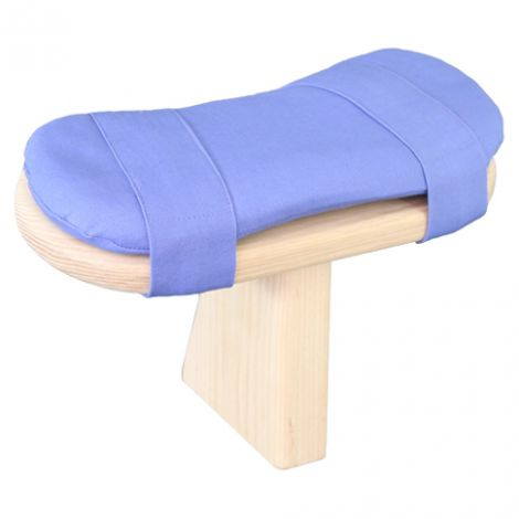 Cushion for Meditation Toadstool Cornflower Blue