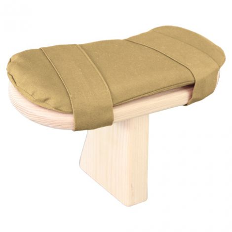 Cushion for Meditation Toadstool Hessian