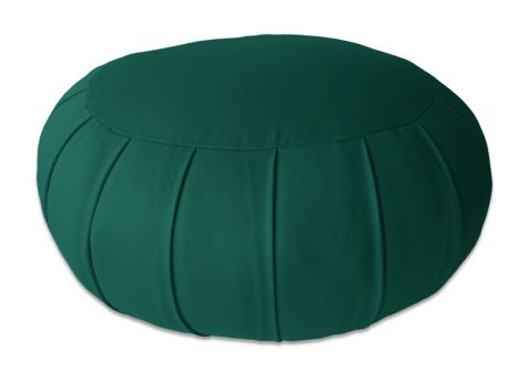 Zafu Polyester Forest Green