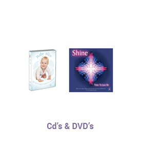 Meditation CD's and DVD's